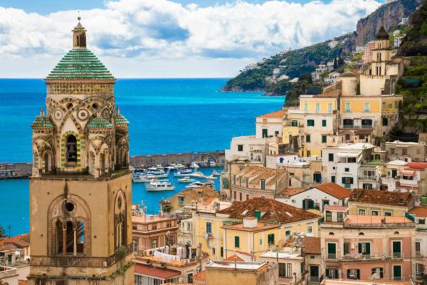 escursione in barca amalfi