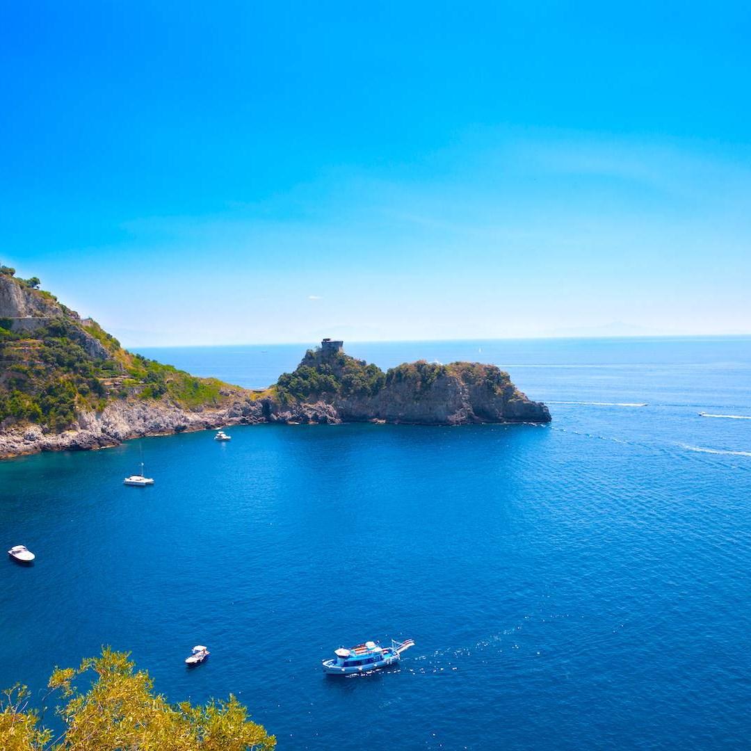 escursioni in barca costiera amalfitana